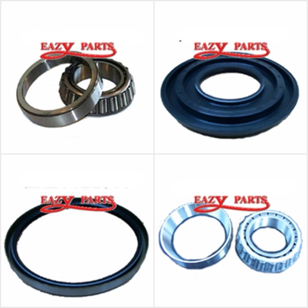 HUB SEALS & WHEEL BEARINGS